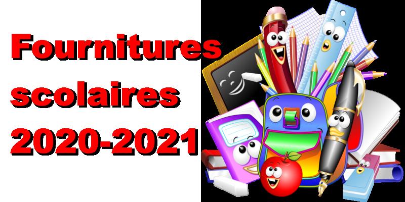 Fournitures Scolaires Rentree 2020 College Clos De Pouilly