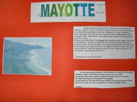 Atelier « Mayotte »